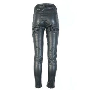 Jordache patent leather leggings